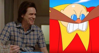 Filtrado el aspecto de Jim Carrey como Robotnik, el villano de Sonic