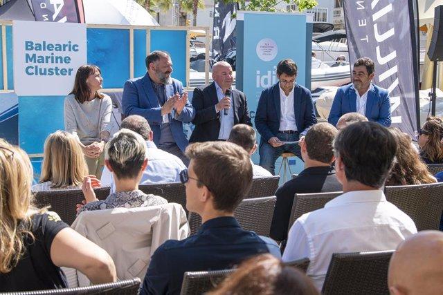 """Creen el Balearic Marine Cluster per posicionar a les Illes com """"un referent industrial i empresarial"""""""