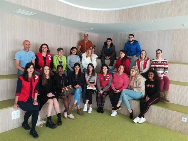 Cruz Roja mejora la empleabilidad de más de 800 personas en Cantabria en 2018