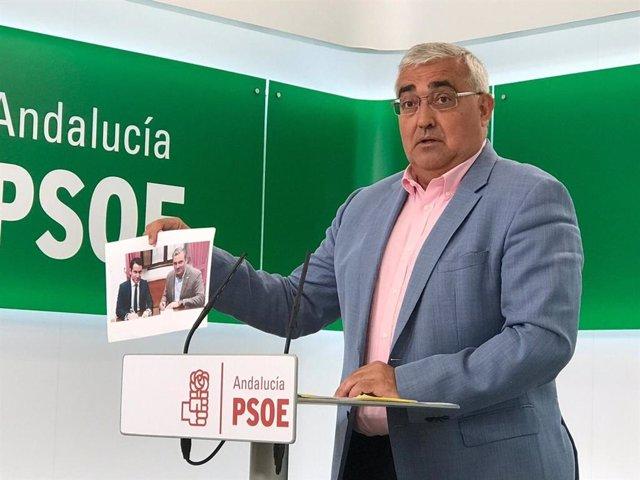 """PSOE-A cree que la """"crisis de identidad"""" del PP y su """"rivalidad"""" con Cs por liderar la derecha afectará a la Junta"""