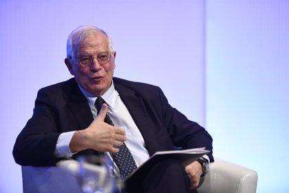 """Borrell asegura que la división del Ejército en Venezuela es """"el peor escenario"""" y teme que haya enfrentamientos"""