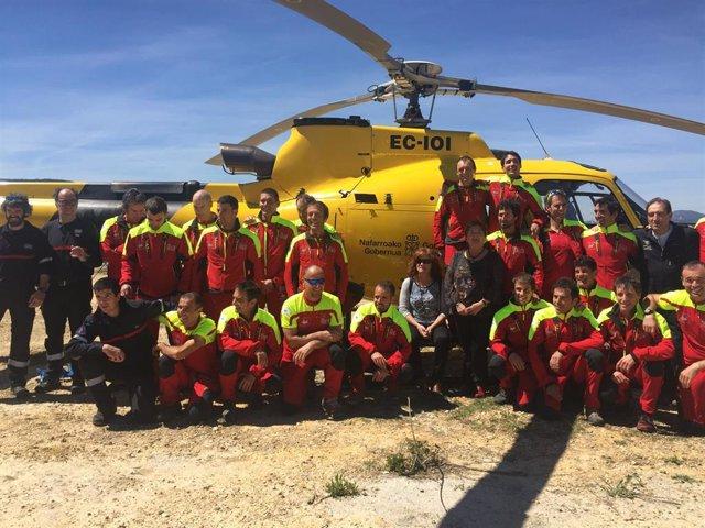 El Grupo de Rescate Técnico del Servicio de Bomberos iniciará su andadura en mayo
