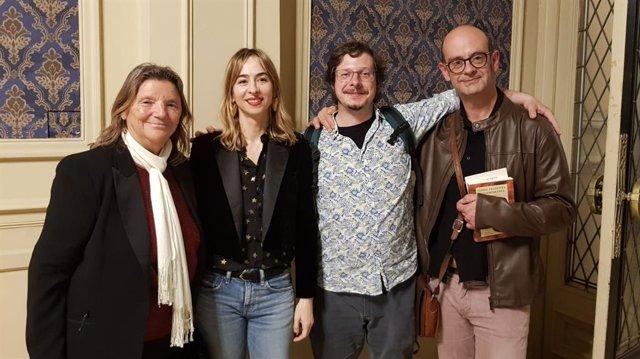 Siete artistas de Baleares participan en la Feria Internacional del Libro de Buenos Aires