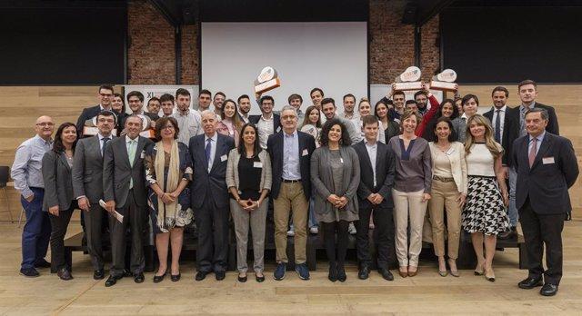 COMUNICADO: SyTaCa, ganador de Startup Programme 2019, competirá en la  Junior Achievement Europe Enterprise Challenge