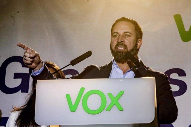 28A.- Vox ingresará poco más de 2 millones de euros en subvenciones públicas por sus resultados de este domingo