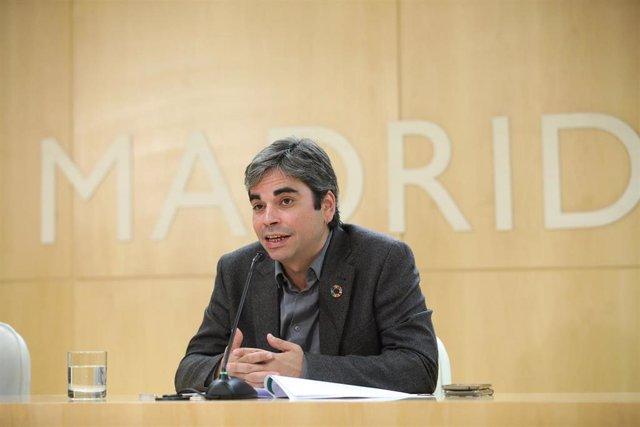 García Castaño debate sobre el modelo económico y social en una conferencia organizada por la Universidad de Nueva York