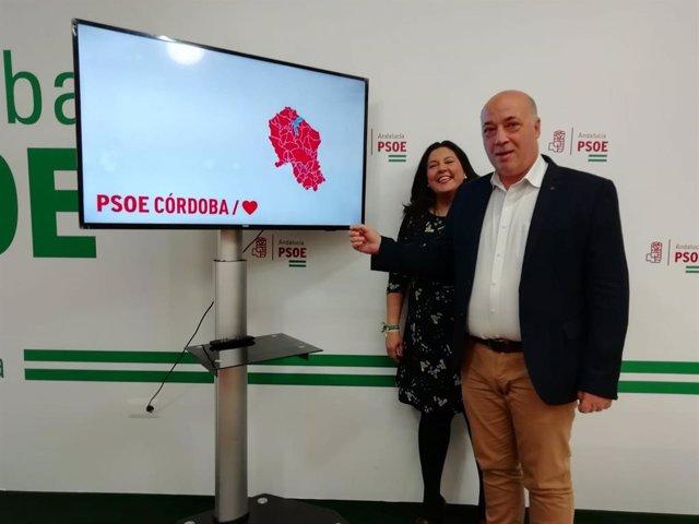 Córdoba.- 26M.- El PSOE presenta candidatura en los 77 municipios de la provincia