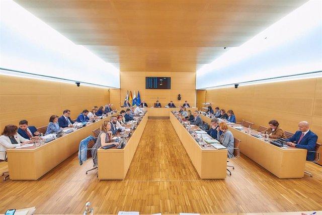 [Grupocanarias] Nota De Prensa Y Fotos: Pleno Acuerdos