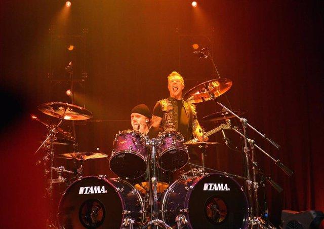 Así se conocieron Lars Ulrich y James Hetfield