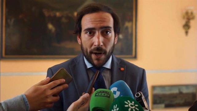 "Sevilla.- Cs acusa a Espadas de ""vender humo electoralista"" tras ""perder un mandato para desbloquear"" la Gavidia"