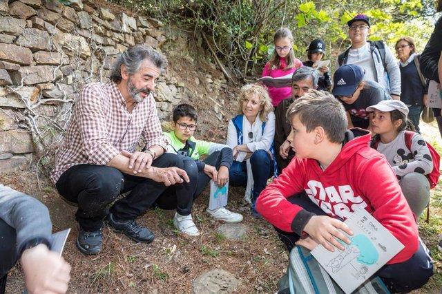 La Fundación Oso Pardo pone en marcha el programa educativo Huella