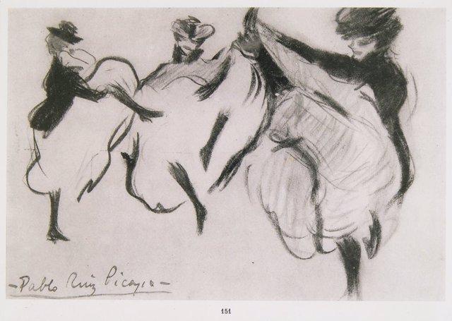 Suggereixen que el dibuix de Picasso desaparegut del Cau Ferrat es va perdre entre 1933 i 1942