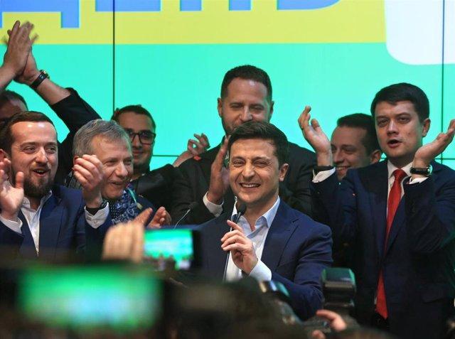 """El Kremlin ve """"prematuro"""" hablar de posibles gestos hacia el nuevo presidente ucraniano"""