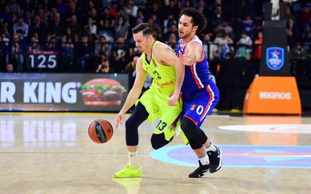 Baloncesto/Euroliga.- Previa del Barça Lassa - Anadolu Efes