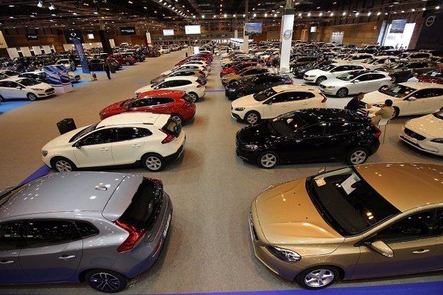 Economía/Motor.- El Salón del Vehículo de Ocasión y Seminuevo de Madrid contará con una oferta de 5.000 vehículos