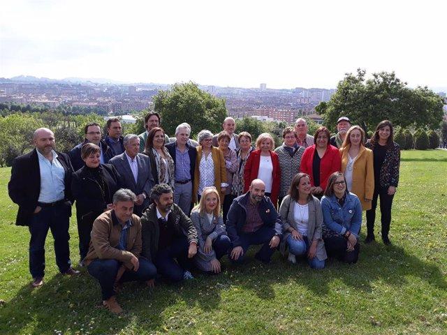 Candidatura PSOE Gijón