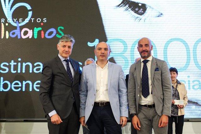 Málaga.- Carrefour y su Fundación donan 30.000 euros a la Fundación Héroes a favor de la infancia con discapacidad