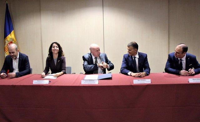 La Generalitat i el Conselh d'Aran collaboren amb Andorra i Frana sobre caa i fauna salvatge