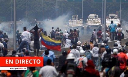 El Grupo de Lima se reunirá este mismo martes para abordar la escalada de tensión en Venezuela