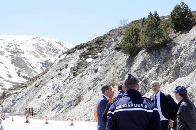 Andorra donarà pas alternatiu en la carretera RN22 en un màxim de quatre setmanes