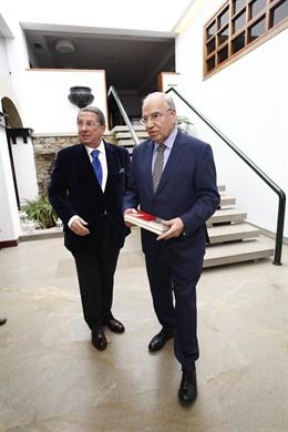 """Presentación del libro de Alfonso Guerra """"La España en la que creo"""""""