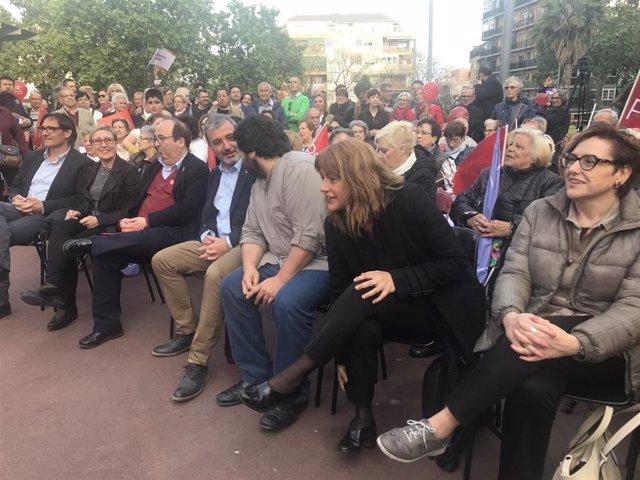 """26M.- Collboni: """"L'Elecció Ser Clara: O Més 'Procés', O Més Barcelona"""""""