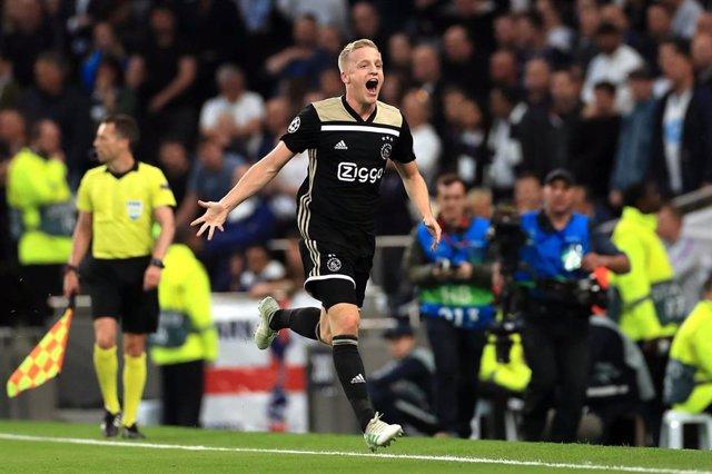 UEFA Champions League - Tottenham Hotspur vs AFC Ajax