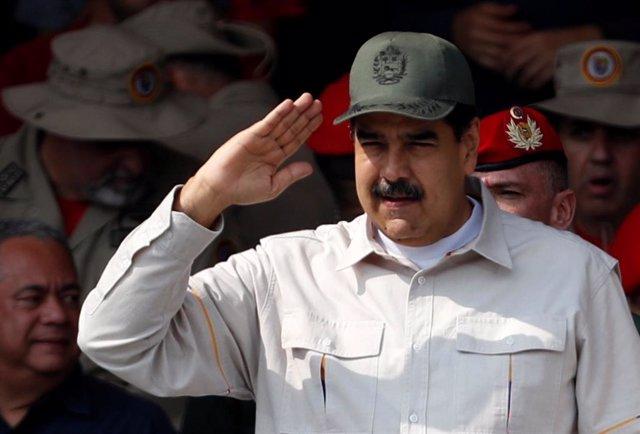 Venezuela.- Pompeo asegura que Maduro estaba dispuesto a dimitir este martes pero Rusia le ha disuadido