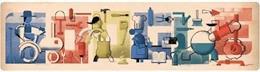 Google celebra el Día Internacional del Trabajador con un colorido 'doodle'