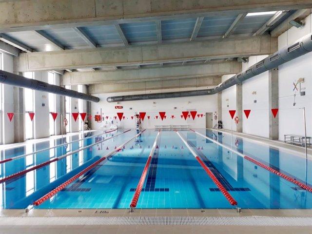 La piscina Marga Crespí tanca fins al 22 d'abril per millores a la instal·lació