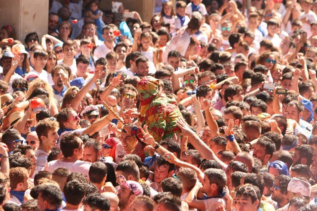 Zaragoza.- El Ayuntamiento de Tarazona abre este jueves el plazo de inscripción para el sorteo del Cipotegato