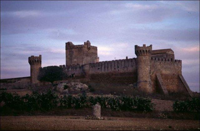"""Sevilla.- Proyectan un """"complejo turístico, cultural y de ocio"""" en el castillo alcalareño de La Marchenilla"""