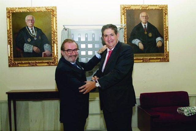 Óscar Cisneros tomará posesión como decano del Colegio de Abogados de Sevilla el
