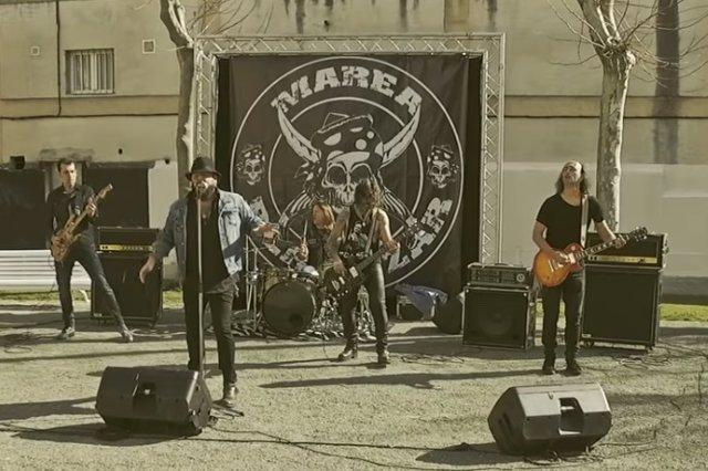 Cultura.- Marea presenta El temblor, rotundo segundo avance de su inminente nuevo álbum