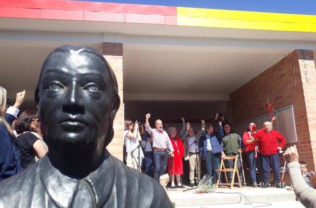AV.- Un emotivo y reivindicativo acto para conmemorar los 40 años de 'La Barranca'