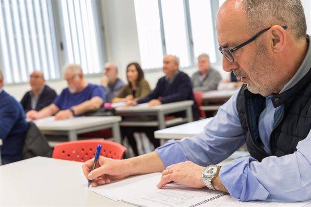 La UPNA abre el lunes la preinscripción para el aula de la experiencia de Pamplona, para mayores de 50 años