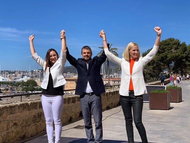 26M.- Cs Presenta A Sus Candidatos Para Las Elecciones Del 26M