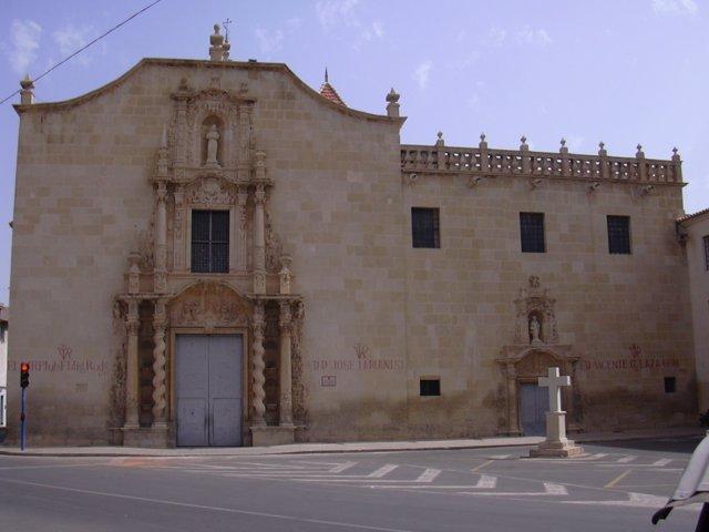 Alicante.- Más de 2.500 niños participan este martes en la VI Peregrina Escolar a la Santa Faz