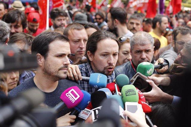 """+++eptv: Iglesias considera """"imprescindible"""" que Unidas Podemos esté en un Gobierno de coalición progresista"""