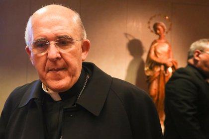 """El cardenal de Madrid Carlos Osoro pide que triunfe """"el amor"""" y """"la convivencia"""" en Venezuela"""