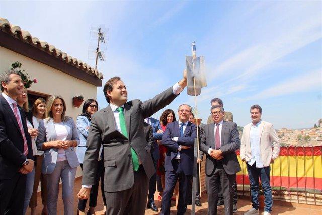 """Núñez asegura que PP está """"en el centro derecha"""" y """"reconociendo los errores"""" que les han llevado a la derrota electoral"""