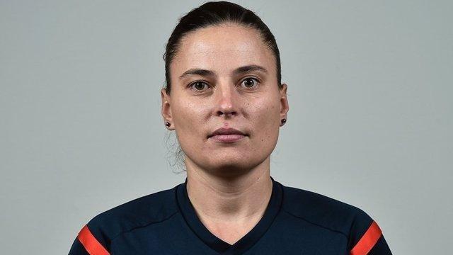 Fútbol/Liga Campeones.- La rusa Pustovoitova arbitrá la final entre el Olympique y el FC Barcelona