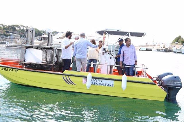 El servicio de limpieza del litoral inicia una nueva campaña después de recoger 58 toneladas de residuos en 2018