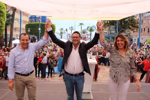 """26M.- Díaz Llama A """"Rematar La Faena"""" En Municipales Y Dice Que Tampoco El 26M """"Van A Permitir La Suma De Las Derechas"""""""