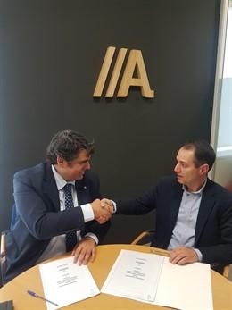 [Grupovigo] Fwd: O C.R.D.O. Ribeiro E Abanca Asinan Un Novo Convenio Con Fórmula