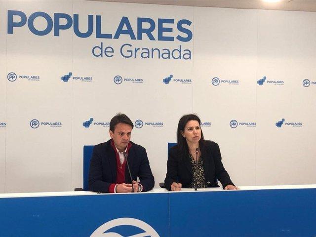Granada.- El PP no cree al PSOE con legitimidad para criticar a Díaz al frente de la Alhambra con un alcalde investigado
