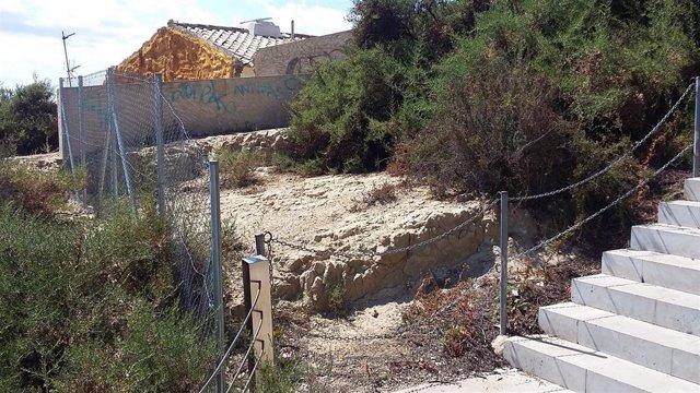 Alicante.- Guanyar Alacant rechaza la venta de una parcela municipal en el monte de Benacantil