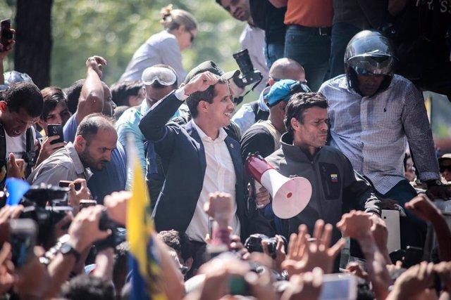 Venezuela.- Rebelión o golpe de Estado fallido: Venezuela entra en una nueva fase