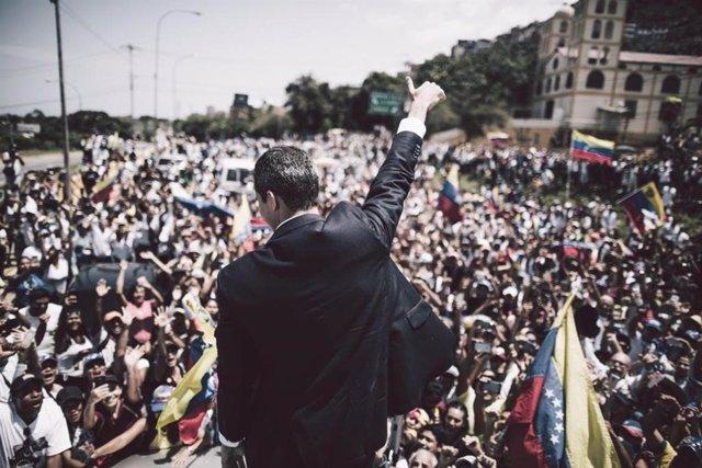 La oposición venezolana vuelve a protestar en las calles este miércoles en el marco de la 'Operación Libertad'