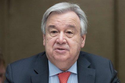 Guterres reitera su oferta de mediar entre Gobierno y oposición en Venezuela